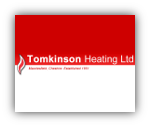 Tomkinson Heating logo