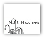 NJK Heating logo